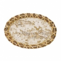 Blonder Home Мыльница, коллекция Birch Bark By Woolrich